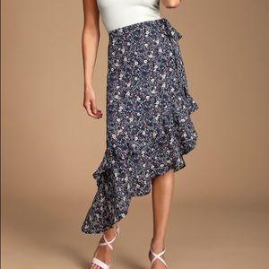 Lulus Maxi Skirt